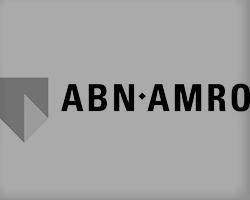 Logo ABN AMRO Landingspagina's