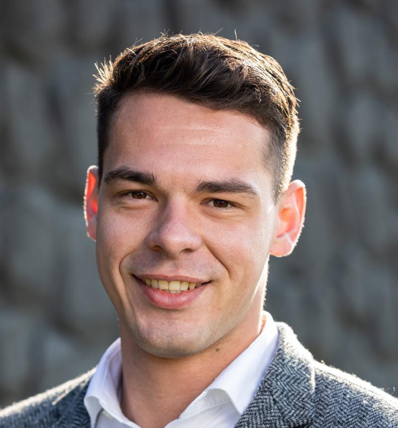 Profielfoto Niek Van der Woude
