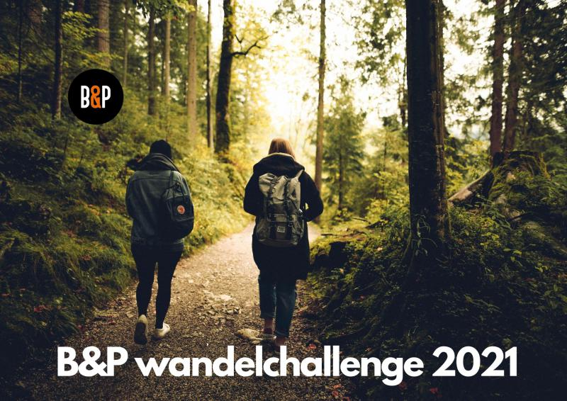 B&P wandelchallenge 2021